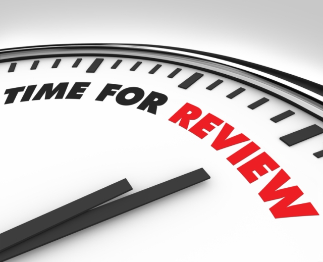 Time to review peer review ...
