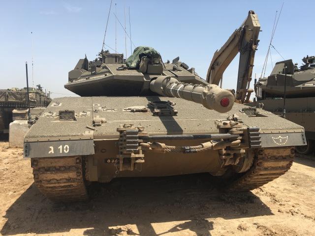 merkava-4-tank